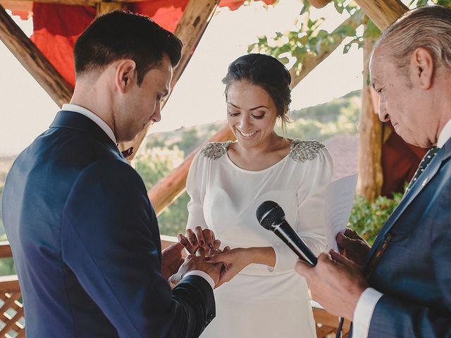 La boda de Jesús y Celia en Villarrubia De Los Ojos, Ciudad Real 39