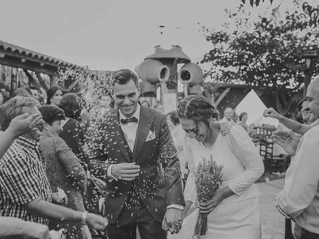 La boda de Jesús y Celia en Villarrubia De Los Ojos, Ciudad Real 42