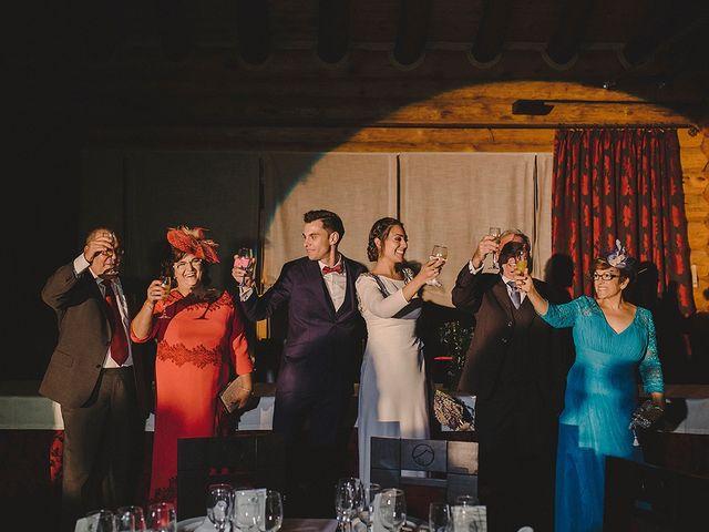 La boda de Jesús y Celia en Villarrubia De Los Ojos, Ciudad Real 64