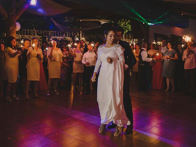 La boda de Jesús y Celia en Villarrubia De Los Ojos, Ciudad Real 72