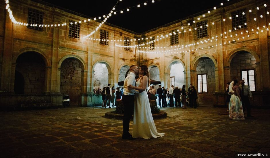 La boda de Rubén y Marta en Ferrol, A Coruña