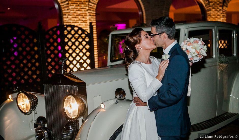 La boda de Enrique y Marisa en Bétera, Valencia