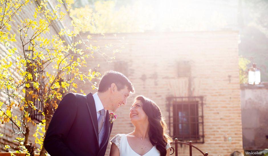 La boda de Santi y Esther en Toledo, Toledo