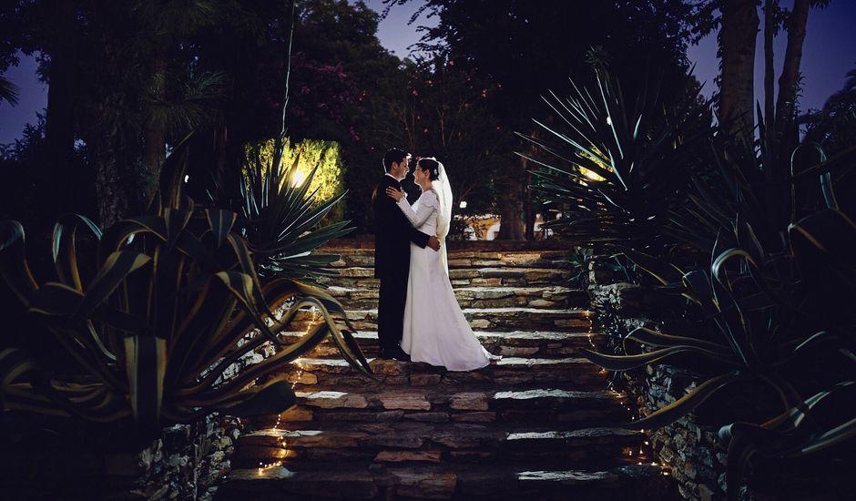 La boda de Joaquin y Maria en Tomares, Sevilla