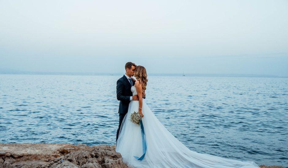 La boda de Jose Daniel y  Nina en Palma De Mallorca, Islas Baleares