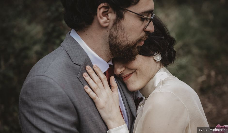 La boda de Miguel y María en Monzon, Huesca