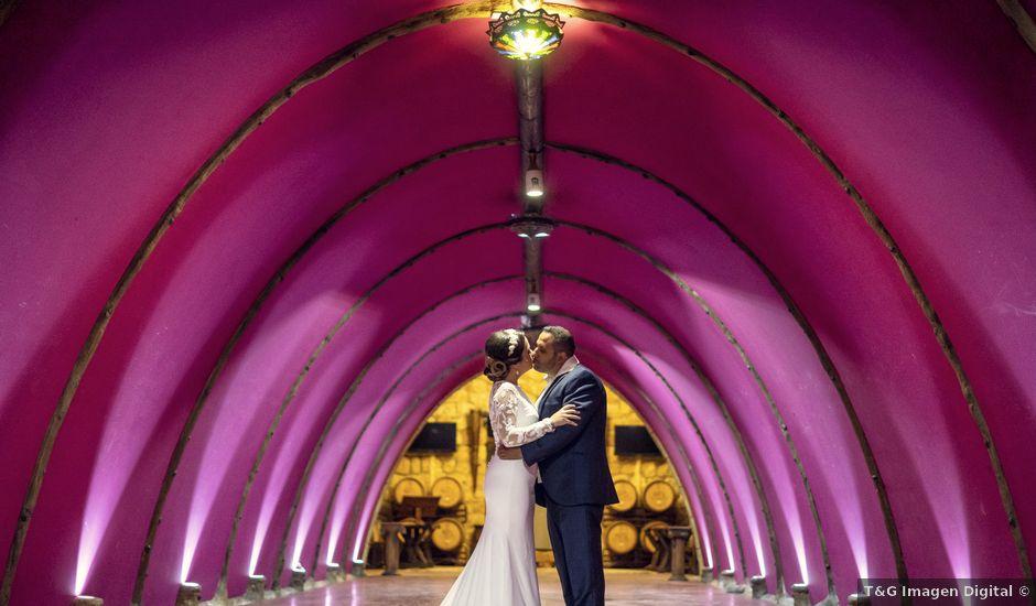 La boda de Lourdes y Miguel en Motril, Granada