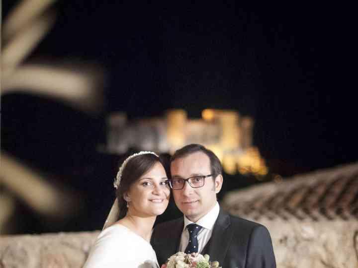 La boda de Cristina y Angel