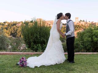 La boda de Almudena y Rafa