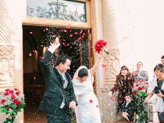 La boda de Luisa y Marc