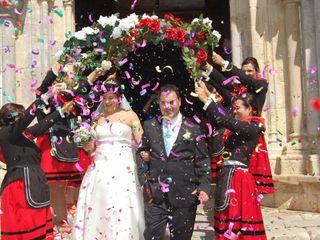 La boda de leticia y juan  3