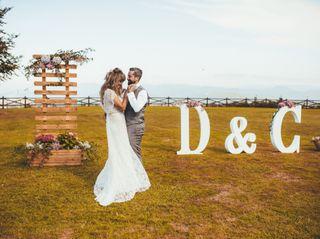 La boda de Daiana y Carlos