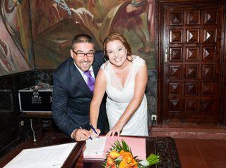 La boda de Daniel  y Mayte 1