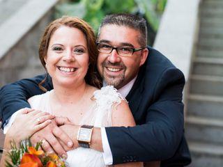 La boda de Daniel  y Mayte