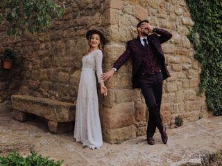 La boda de Edurne  y Sergi