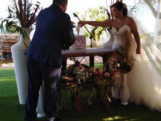 La boda de Lydia y Miguel 1