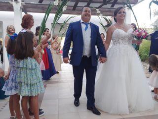 La boda de Lydia y Miguel