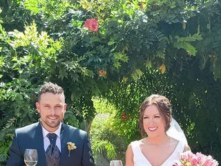 La boda de Bárbara y Eloi 1