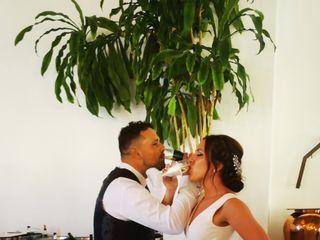 La boda de Bárbara y Eloi