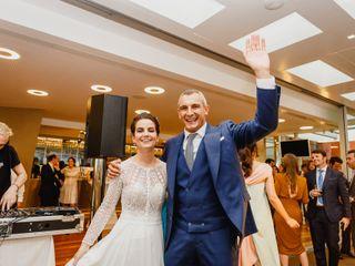 La boda de Tania y Juanjo