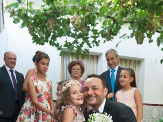 La boda de Sara y Rubén 2