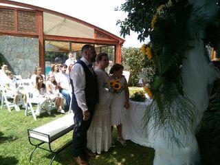 La boda de Rocío y Isidro