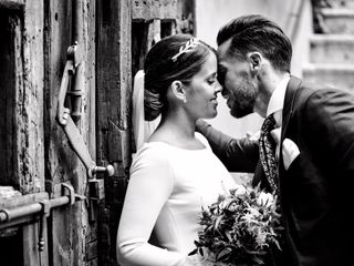 La boda de Carmen y Joaquín