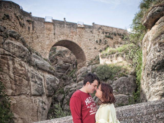 La boda de Juan Antonio y María José en Málaga, Málaga 4