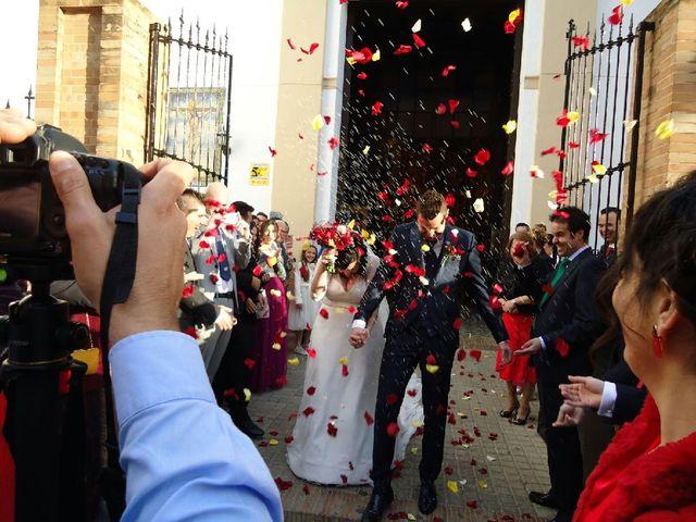 La boda de Jorge y Yasmina en Sanlucar De Barrameda, Cádiz 6