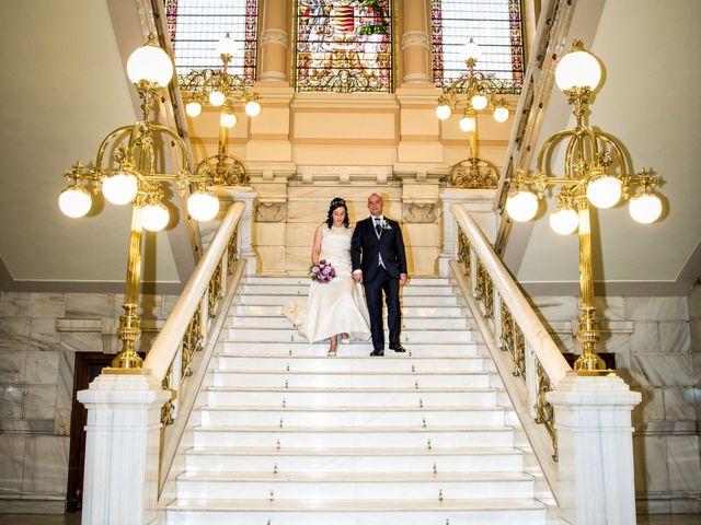 La boda de Carlos y Yolanda en Valladolid, Valladolid 22
