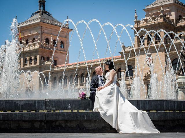 La boda de Carlos y Yolanda en Valladolid, Valladolid 24