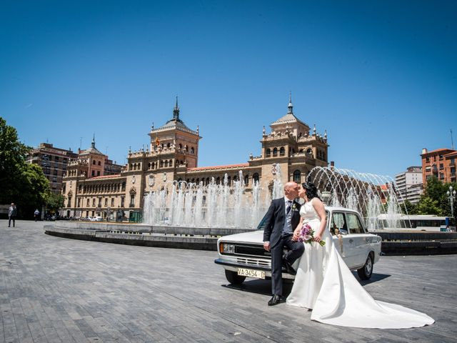 La boda de Yolanda y Carlos