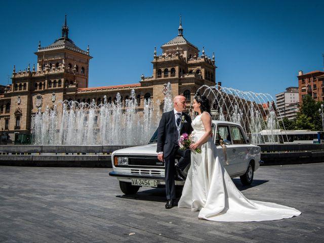 La boda de Carlos y Yolanda en Valladolid, Valladolid 31