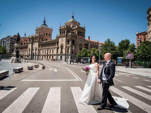 La boda de Carlos y Yolanda en Valladolid, Valladolid 33