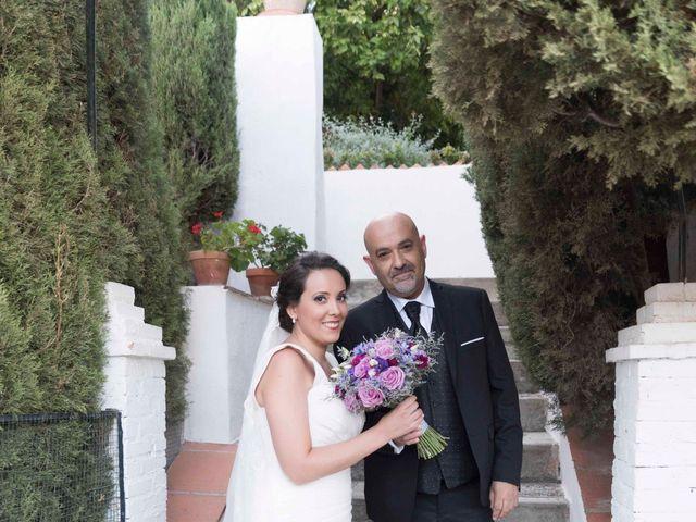 La boda de Rafa y Almudena en Granada, Granada 21