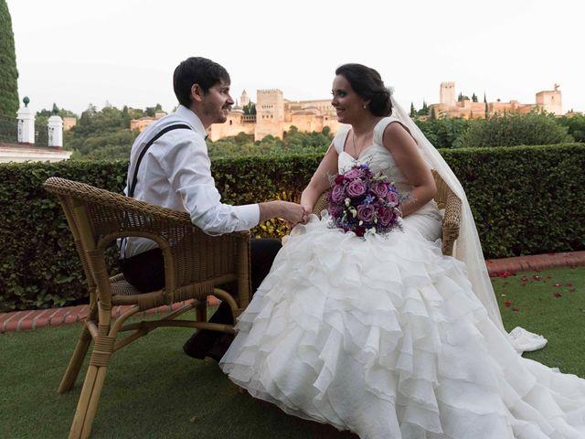 La boda de Rafa y Almudena en Granada, Granada 23