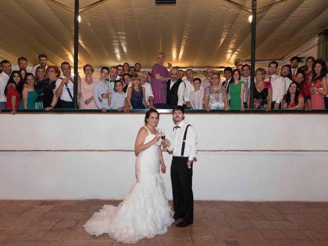 La boda de Rafa y Almudena en Granada, Granada 33