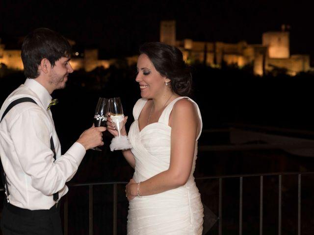 La boda de Rafa y Almudena en Granada, Granada 29