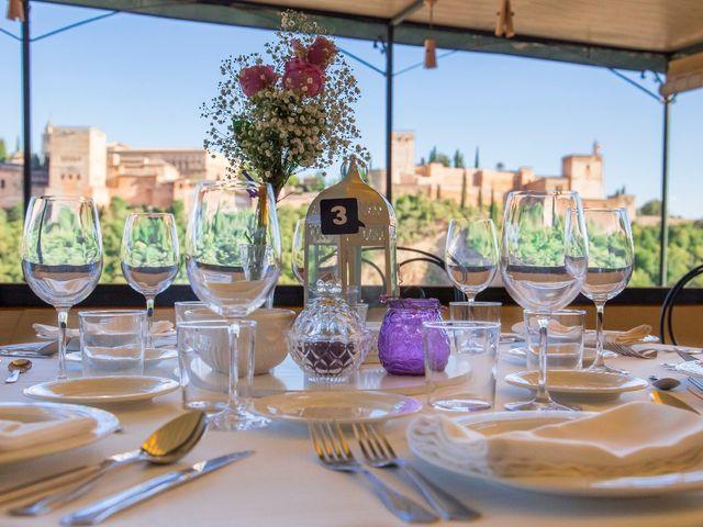 La boda de Rafa y Almudena en Granada, Granada 25
