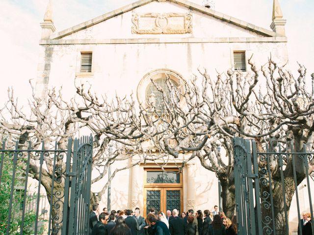 La boda de Marc y Luisa en Alella, Barcelona 8