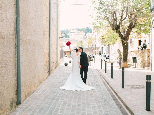 La boda de Marc y Luisa en Alella, Barcelona 13