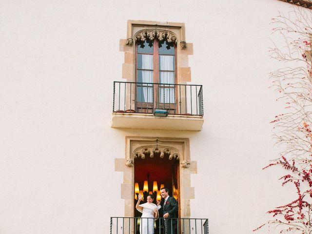 La boda de Marc y Luisa en Alella, Barcelona 19