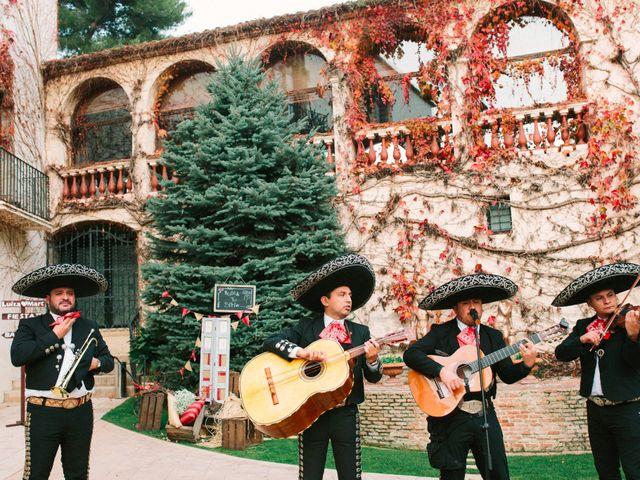 La boda de Marc y Luisa en Alella, Barcelona 21