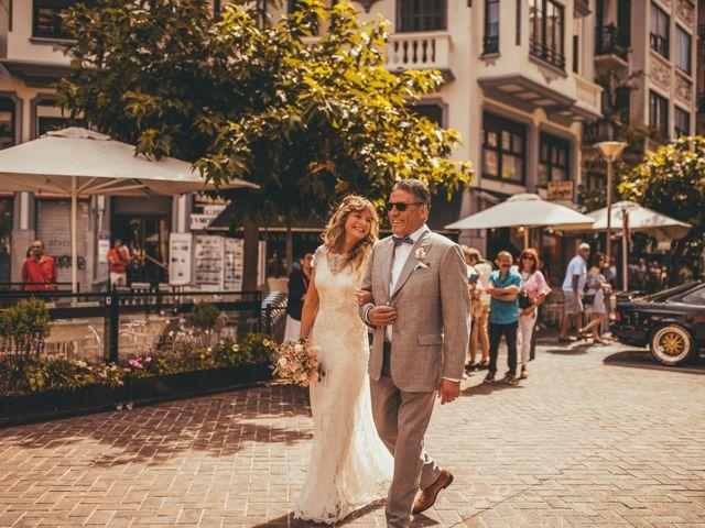La boda de Carlos y Daiana en Donostia-San Sebastián, Guipúzcoa 1