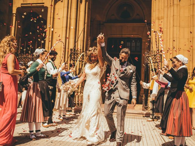 La boda de Carlos y Daiana en Donostia-San Sebastián, Guipúzcoa 2