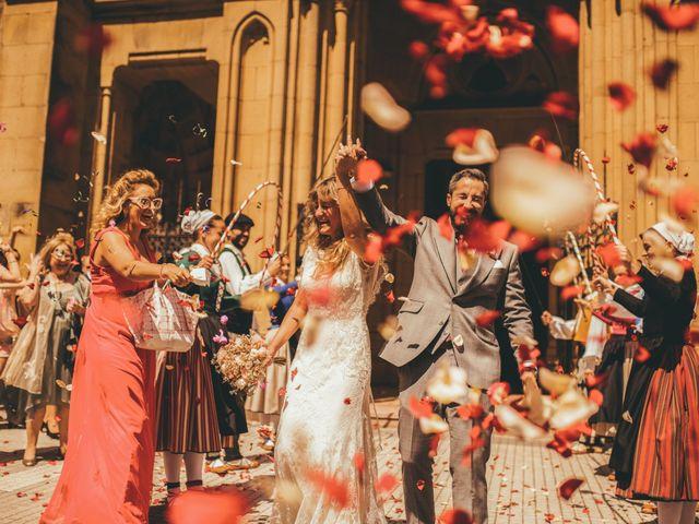 La boda de Carlos y Daiana en Donostia-San Sebastián, Guipúzcoa 3