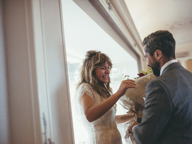 La boda de Carlos y Daiana en Donostia-San Sebastián, Guipúzcoa 33