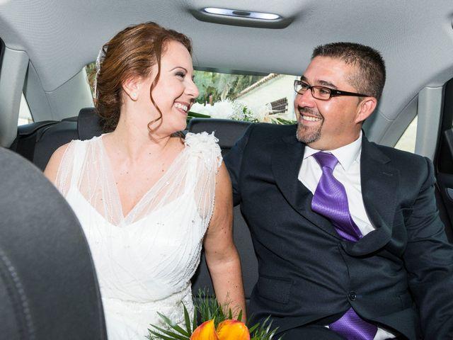 La boda de Mayte y Daniel  en Las Palmas De Gran Canaria, Las Palmas 2