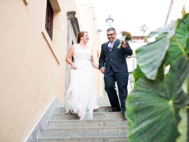 La boda de Mayte y Daniel  en Las Palmas De Gran Canaria, Las Palmas 4