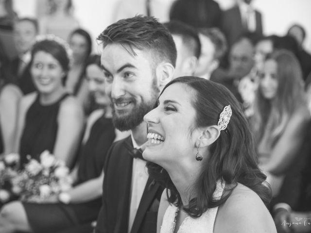 La boda de Virginia y Liam